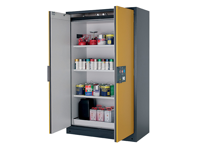 Chemical Storage Cabinets Denios