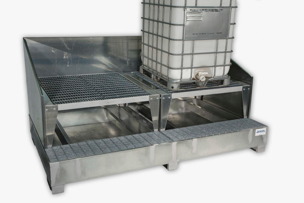 IBC Tote Spill Containment