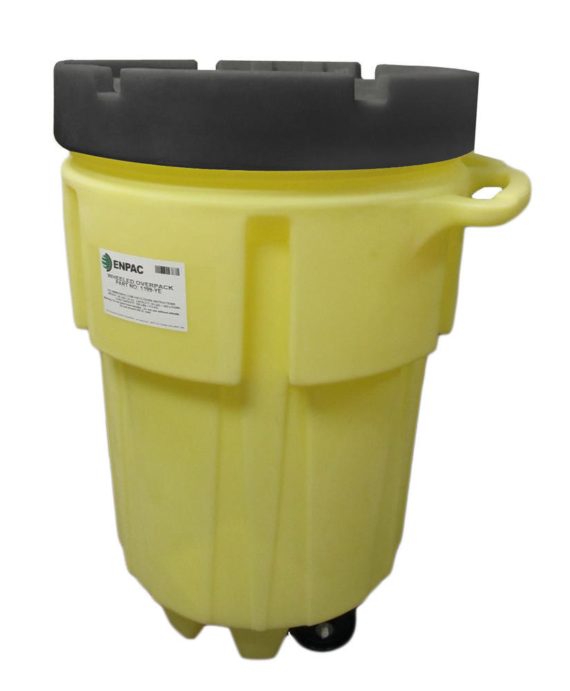 50 Gallon Wheeled Poly-SpillPack