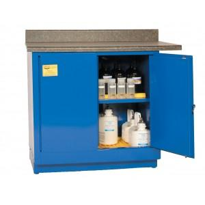 Acid & Corrosives Storage Cabinet - 22 Gal. Self Closing Doors