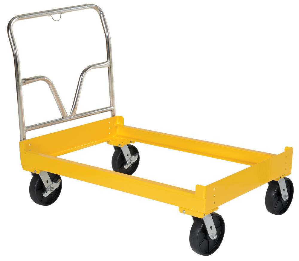 Cart For Two Drum Storage Rack W/Handle - 1