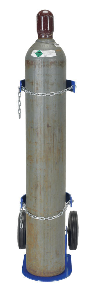 Cylinder Dolly With Hard Rubber Wheels - 5
