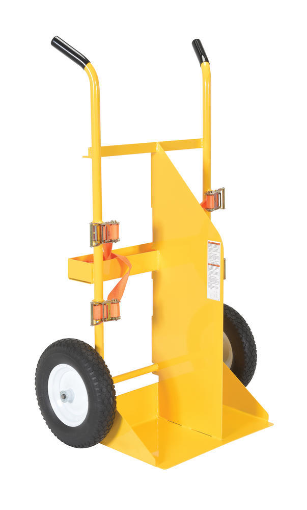 Cylinder Torch Cart-Foamed Filled 58 In - 1