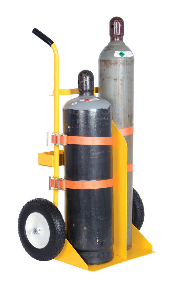 Cylinder Torch Cart-Pneumatic Wheel 58In - 4