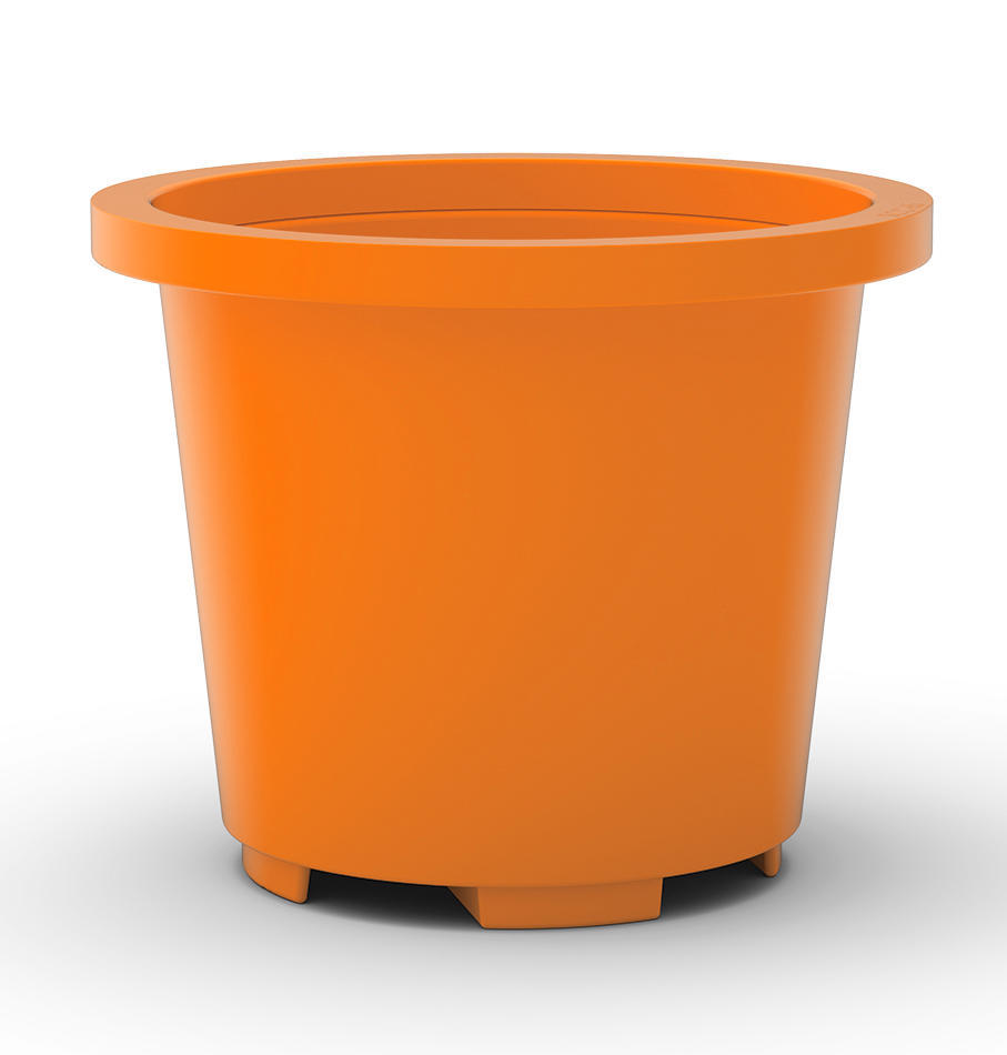 Drum Containment Base - Orange