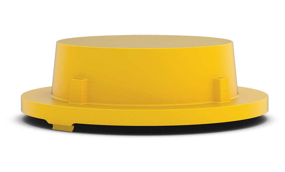 Drum Containment Lid - Yellow - 1