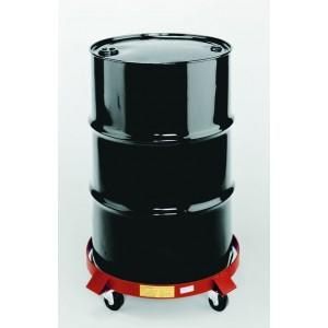 Drum Dolly with Poly Casters - 55 Gallon - 1