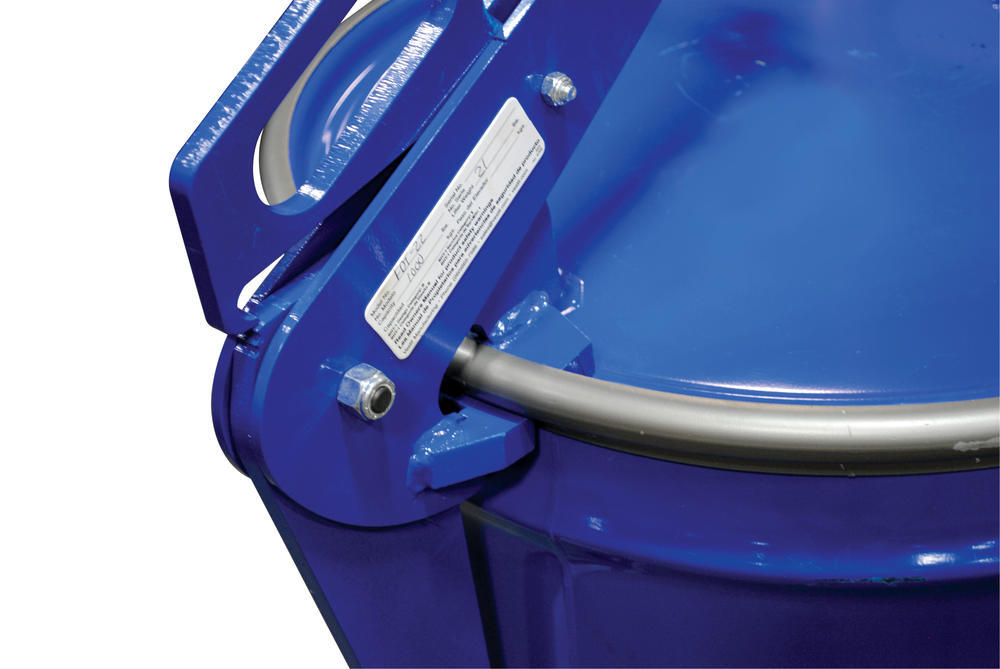 Drum Lifter 1K 30 & 55 Gallon Steel Drum - 4