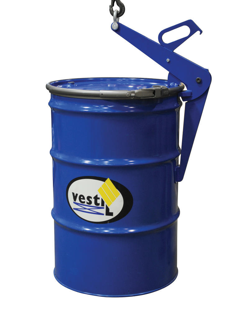 Drum Lifter 1K 30 & 55 Gallon Steel Drum