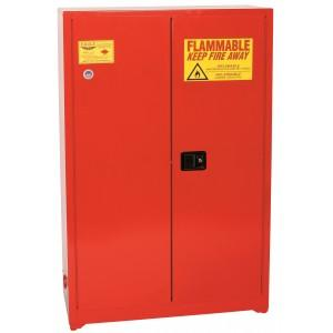 Flammable Paint & Ink Cabinet - 60 Gallon - Self-Closing Doors