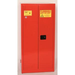 Flammable Paint & Ink Cabinet - 96 Gallon - Self-Closing Doors