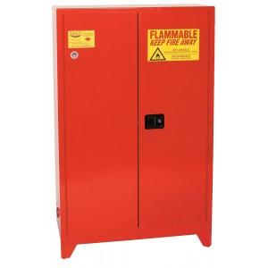 Flammable Paint & Ink Cabinet with Legs - 60 Gallon - Manual Doors