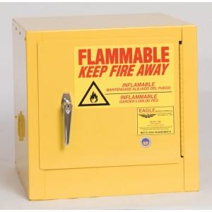 Flammable Safety Cabinet - 2 Gallon - Self-Closing Doors