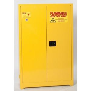 Flammable Safety Cabinet - 45 Gallon - Manual Doors
