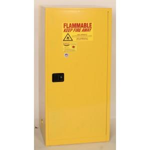 Flammable Safety Cabinet - 60 Gallon - Single, Manual Door
