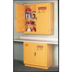 Flammable Safety Cabinet - Undercounter - Manual Doors