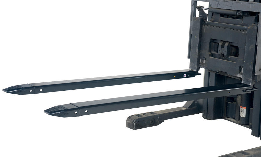 Fork Extension Black Pair 72L X 4W In