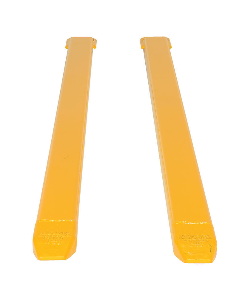 Fork Extension Standard Pair 96L X 4W In - 3