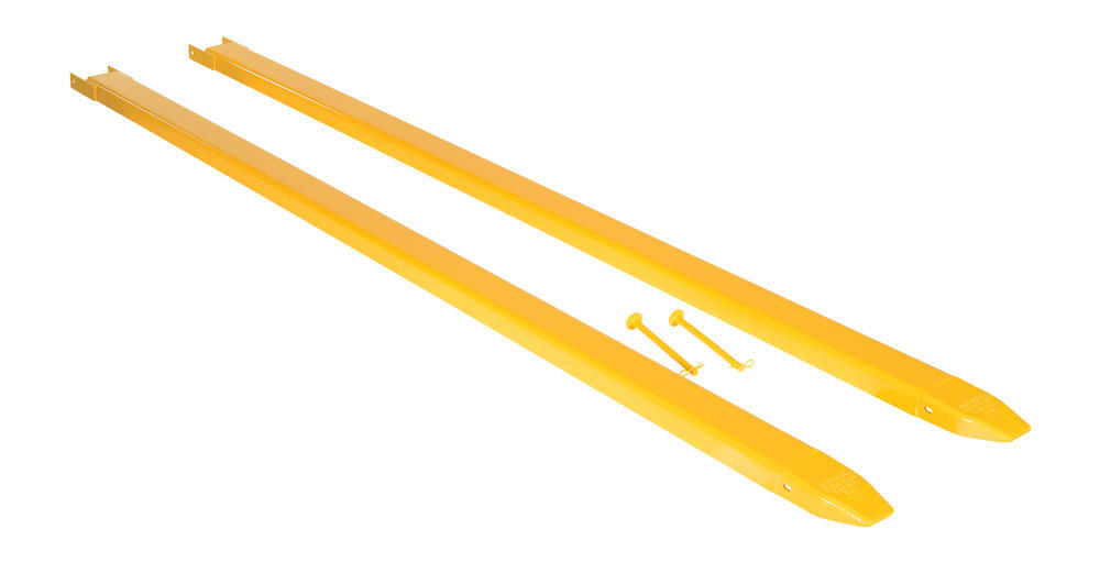 Fork Extensions Pin Style 120L X 4W In - 1