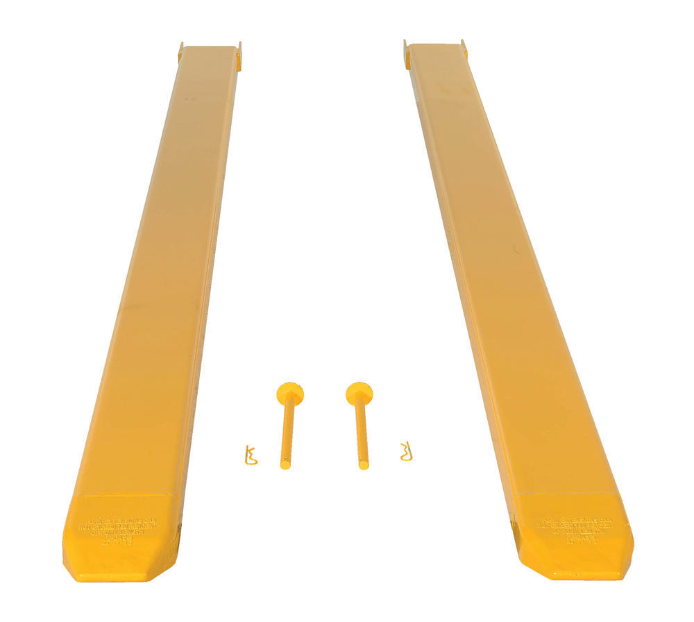 Fork Extensions Pin Style 120L X 5W In - 3