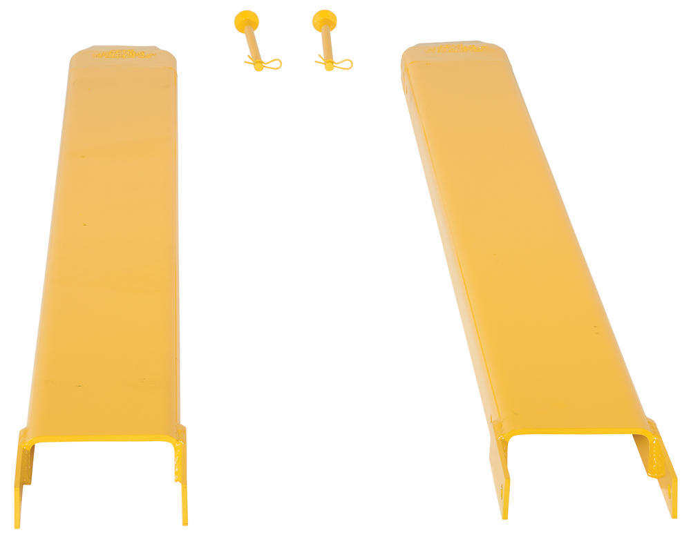 Fork Extensions Pin Style 66L X 6W In
