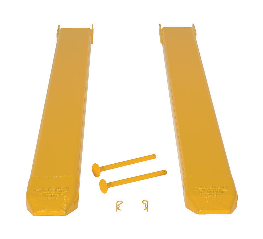 Fork Extensions Pin Style 72L X 5W In