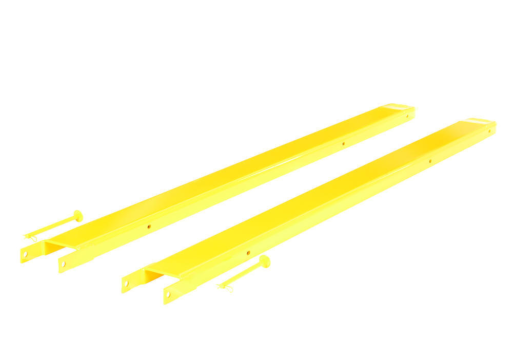 Fork Extensions Pin Style 96L X 5W In - 4