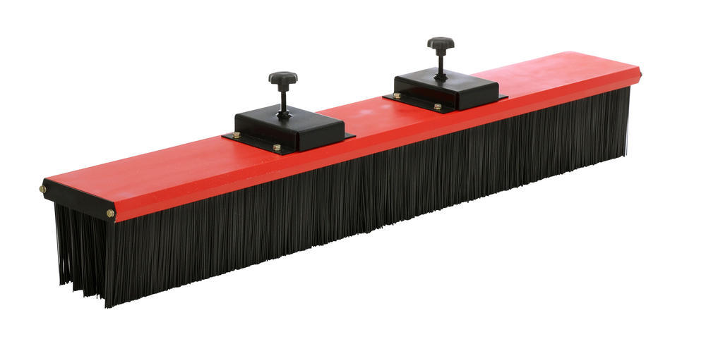 Fork Truck Mounted Sweeper W/60 In Brush - 1