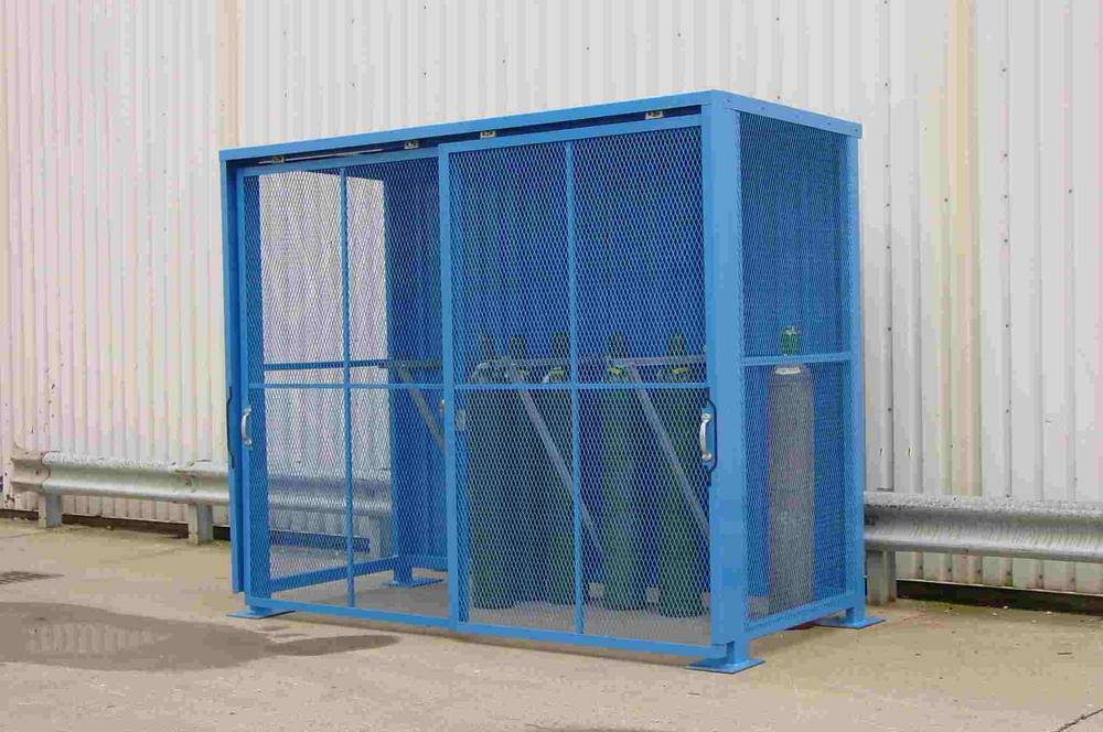 Gas Cylinder Storage - 11x5 - Sliding Door