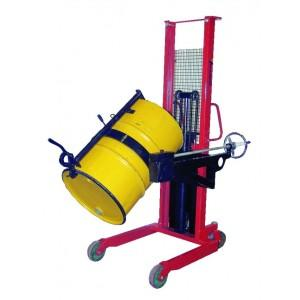 Hand Pump Powered Drum Lifter & Rotator