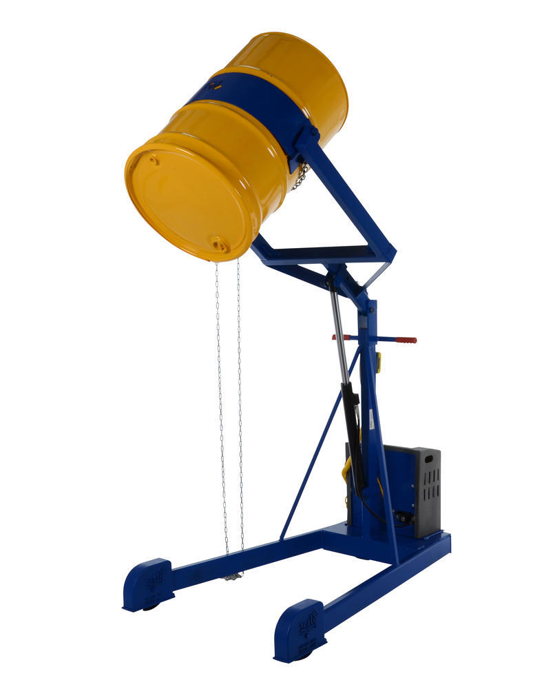 Hyd Drum Carrier/Rotator/Boom Dc 72 In - 4