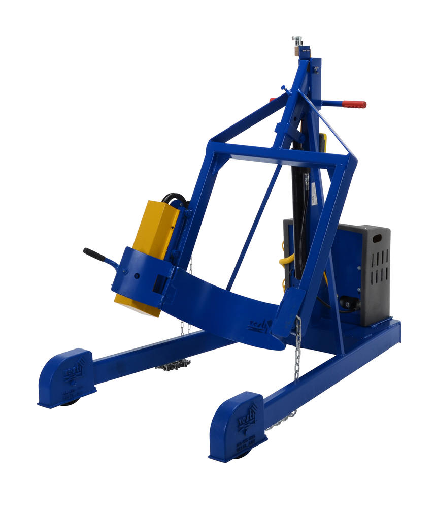 Hyd Drum Carrier/Rotator/Boom Dc 84 In