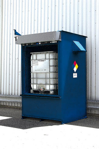 IBC Lockers - Fire Rated - Rollup Door - 90 MPH Wind Rating (1)