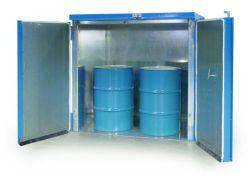 Locker - Floor Level - Process Heat - Electric - 1 IBC