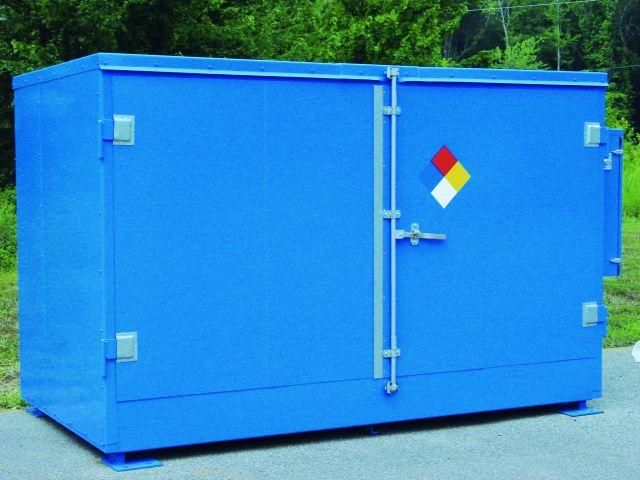 Locker - Process Heat - Electric - 2 IBC