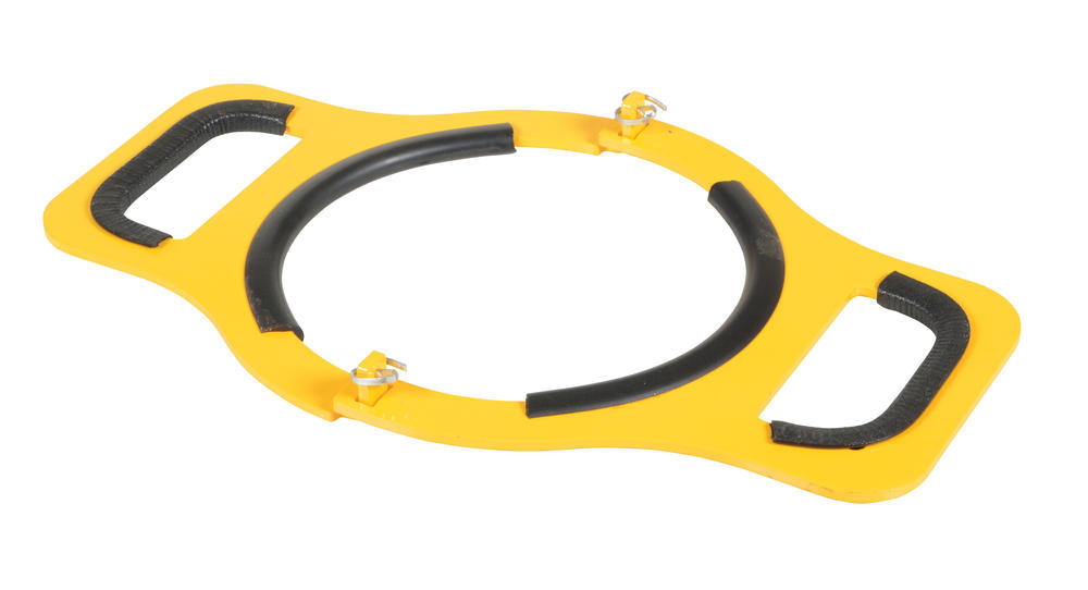 Manual Cylinder Lifter 9 In Diameter