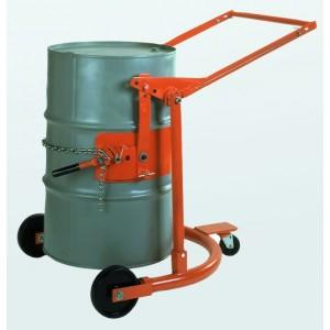 Manual Drum Caddy and Dispenser