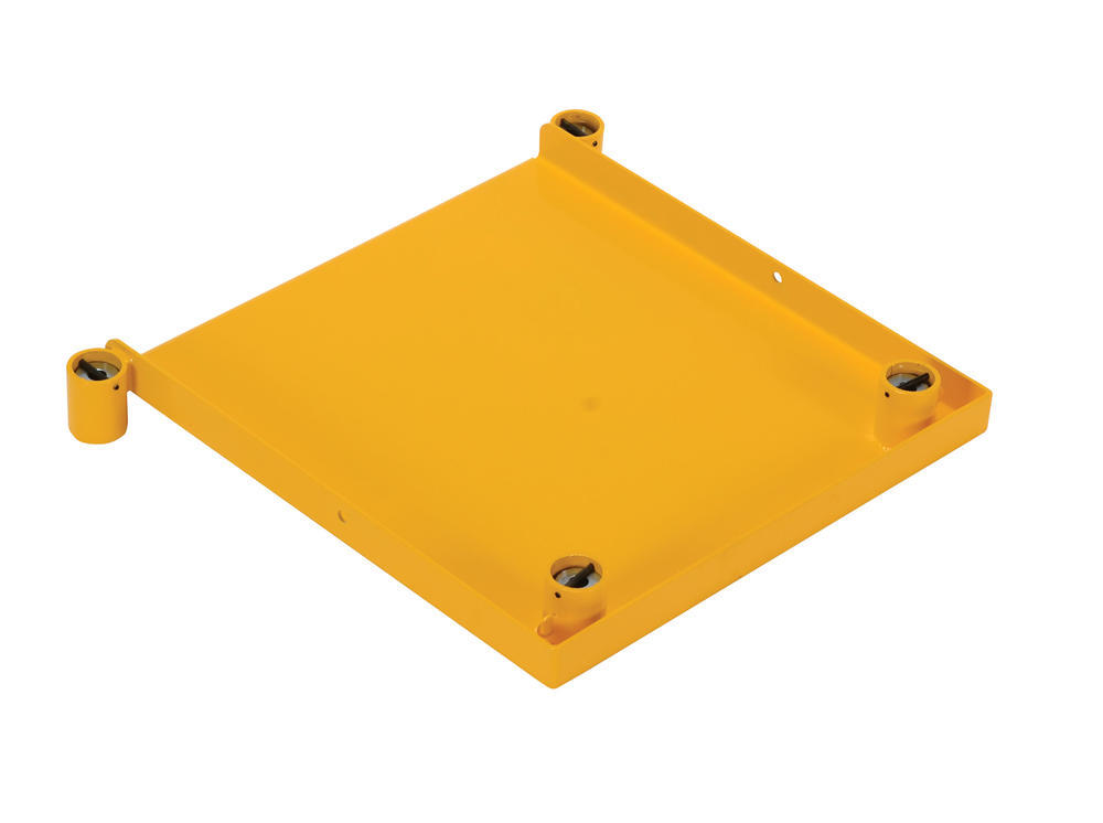 Manual Trash Compactor - Roll Out Base - 1