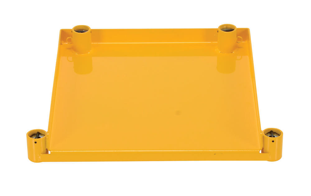 Manual Trash Compactor - Roll Out Base - 3