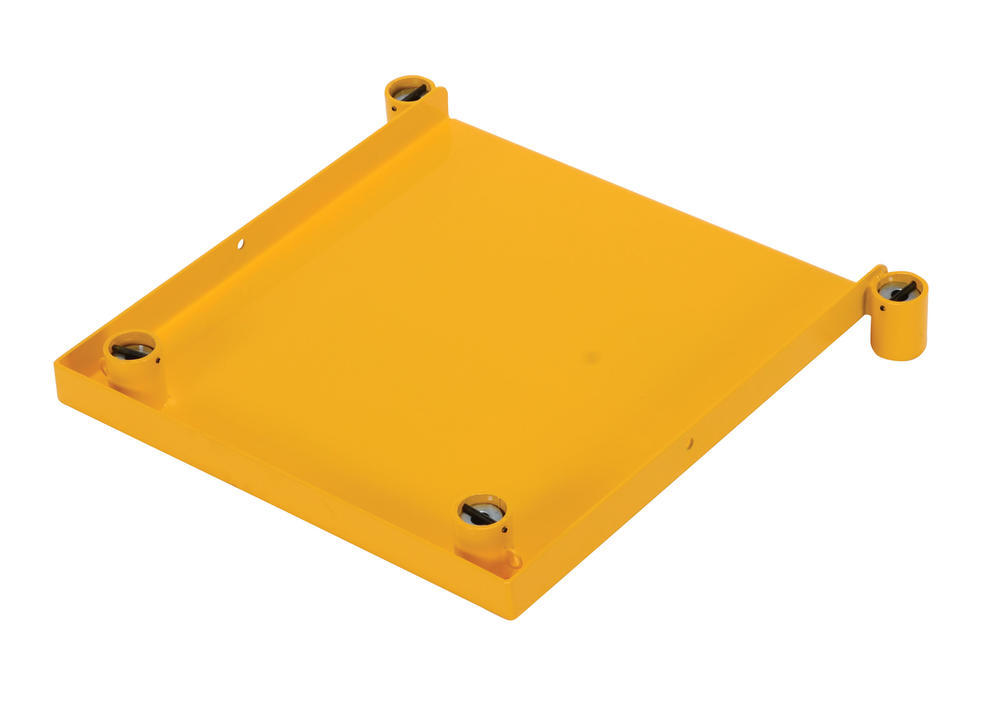 Manual Trash Compactor - Roll Out Base