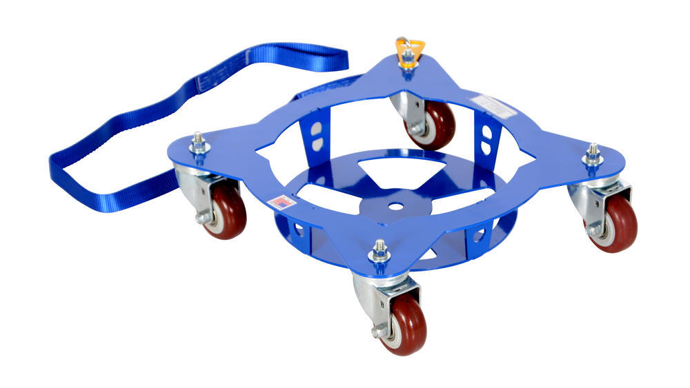 Multi-Pail Dolly With Pull Strap 150 Lb - 1