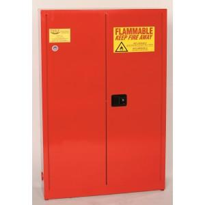 Paint/Ink Storage Cabinets - 30 Gallon Manual Doors - 1