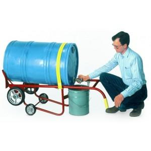 Poly Drum Truck