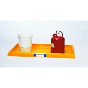 Poly Lab Spill Tray - Low Profile (Yellow)