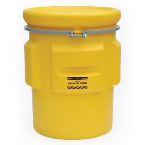 Poly Salvage Drums - 65 Gallon