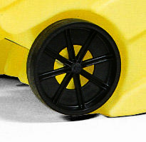 Polyolefin Wheel Kit