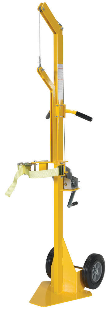 Portable Cylinder Lifter-Hard Rubber - 2