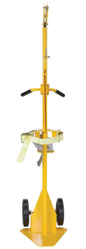 Portable Cylinder Lifter-Hard Rubber - 3