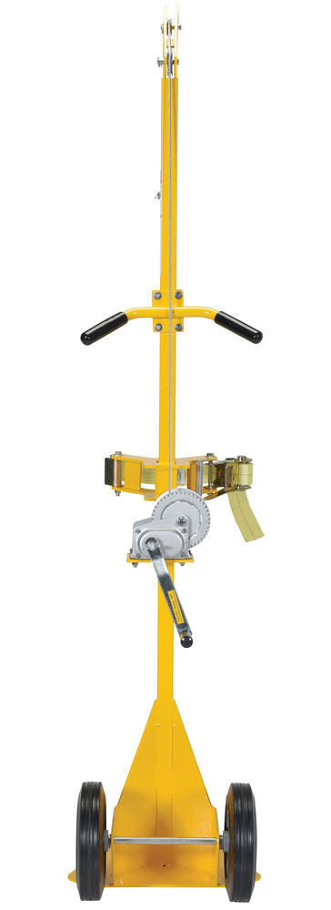 Portable Cylinder Lifter-Hard Rubber - 4