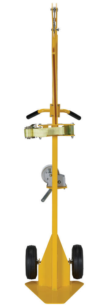 Portable Cylinder Lifter-Pneumatic Tires - 3